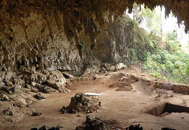 Homo Floresiensis Cave