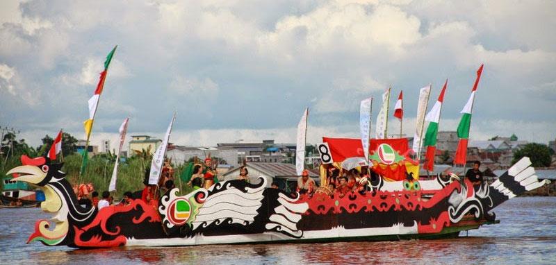 Isen Mulang Boat