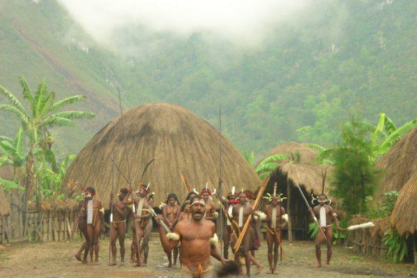 baliem-village
