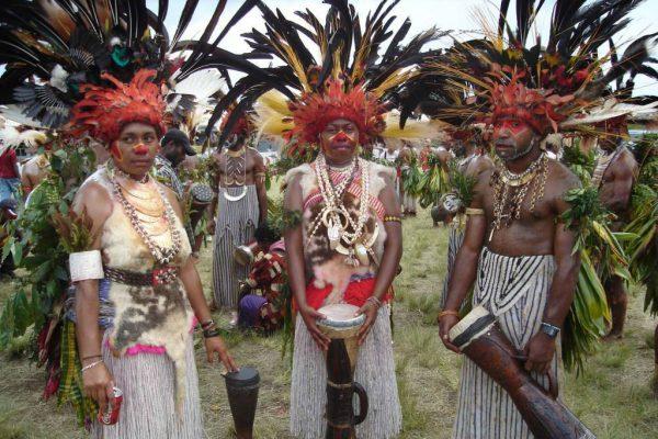 Simbu culture